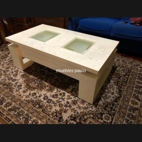 Mesa de centro modelo TMC0009