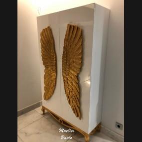 Vitrina con alas modelo...