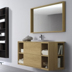 Mueble de baño modelo PBA0002