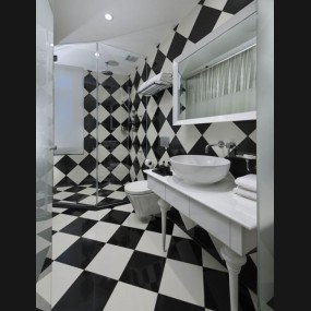 Mueble de baño modelo PBA0004