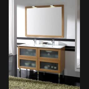 Mueble de baño modelo PBA0016