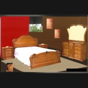 Dormitorio modelo PDO0007