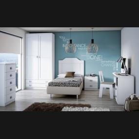 Dormitorio juvenil modelo...