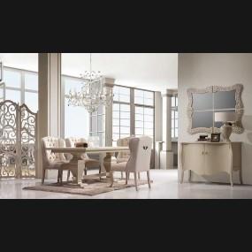 Mesa de comedor modelo PM0005