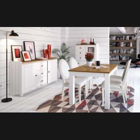 Mesa de comedor modelo PM0009