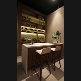Mueble bar modelo PMB0006
