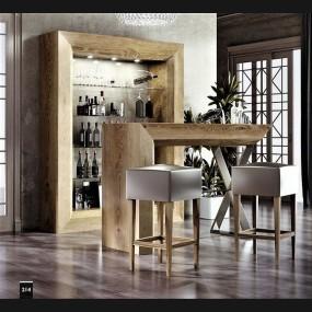 Mueble bar modelo PMB0010