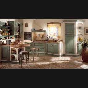 Cocina rústica modelo...