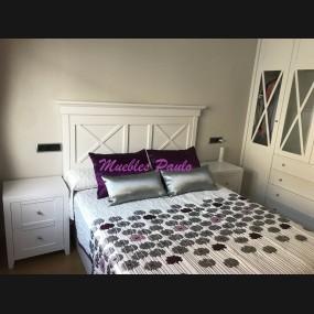 Dormitorio modelo TDO0002
