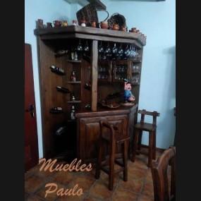 Mueble bar modelo TMB0005