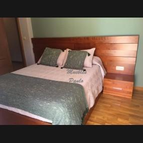Dormitorio modelo TDO0010