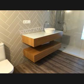 Mueble de baño modelo TBA0005