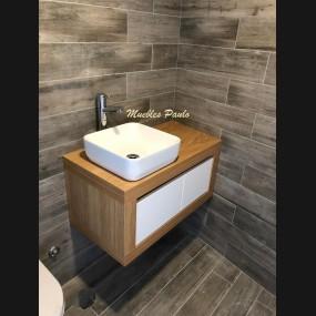Mueble de baño modelo TBA0010