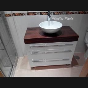 Mueble de baño modelo TBA0022