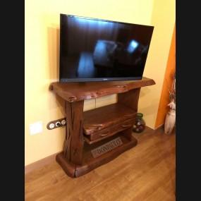 Mesa de televisión rústica...