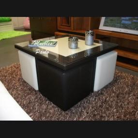 Mesa de centro modelo EMC0011