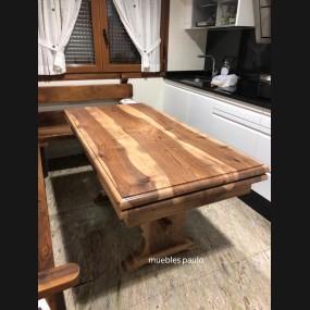 Mesa de cocina modelo TRU0012