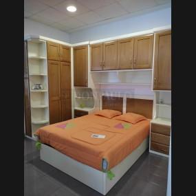 Dormitorio puente modelo...