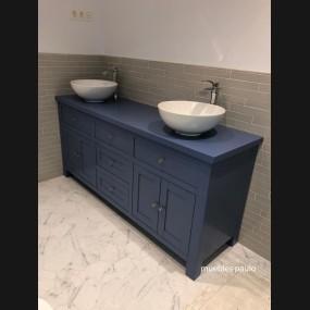 Mueble de baño modelo TBA0001
